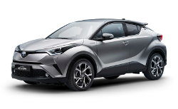 buy new toyota c hr carvector